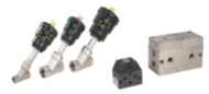 ROTEX Angle Valves and Air Relays
